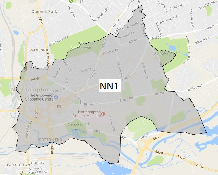 Northampton_NN1_Leaflet_Delivery